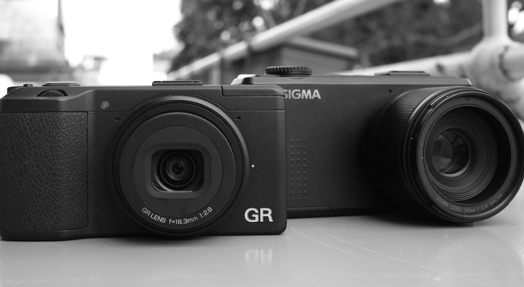 Sigma Ricoh GR